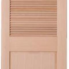 内部ドア/木製ドア/バスルーム/シンプルドア ブラインド調のシンプルな内部ドアです。 …