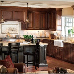 DeWils/キッチン/カスタムキッチン/欧米/欧州/輸入住宅/... アメリカで人気の木製キッチン「Dewil…