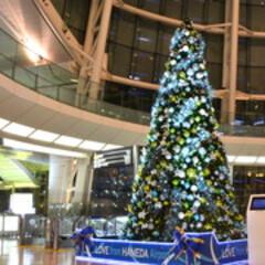装飾/デコラティブ/寒色/ブルー/モダン/クラッシック/... クリスマスを彩るクラッシックな印象のビッ…