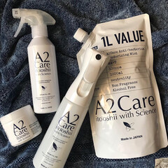 A2Care エーツーケア 除菌 消臭剤 1L 詰替用 | A2Care(部屋用)を使ったクチコミ「A2Care。 ANAグループの全日空商…」