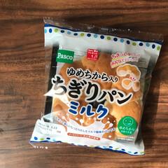 パン好き/ランチ/サンドイッチ/ごはん/子どもが喜ぶ/かわいい/... お昼ごはん。 新発売のpascoのゆめち…(4枚目)