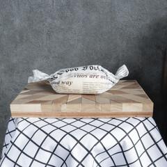 おうちごはん/ダイソー/セリア/100均/キッチン雑貨/キッチン/... このように作ったパンもくるんとキャンディ…(1枚目)