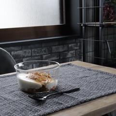 フォロー大歓迎/Instagram @maaco.uw/楽天市場/食器/耐熱ガラス/キッチン雑貨/... オーバルな耐熱ガラスが欲しくてクーポンを…