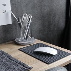 Magic Mouse2/Apple/マウスパッド/カッティングマット/海外インテリア/100均パトロール/... これはカッティングマット! 紙をカッター…