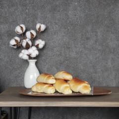 プレート 皿 木 木製 ウッド 天然 器 うつわ 食器 モダン ナチュラル #SALE_TB | サラサデザイン(皿)を使ったクチコミ「久々のパターロール! 以前だいぶ前ですが…」(1枚目)