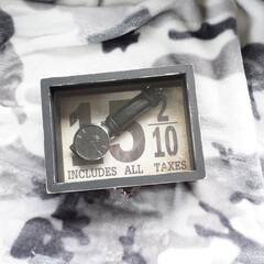 ダニエルウェリントン/収納アイデア/簡単収納/腕時計収納/収納/暮らし/... 腕時計収納、皆さんどうされていますか? …