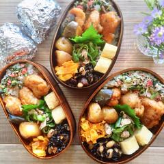 作り置き/常備菜/わっぱ/お弁当 鶏肉のコチュジャン焼き弁当♩