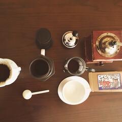 コーヒー コーヒーセット
