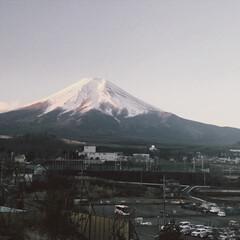 日本/富士山/あけおめ/冬/おでかけ/旅行/... 明けましておめでとうございます🎍 正月は…