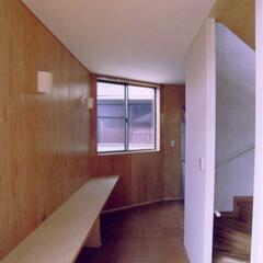 3階建て/ローコスト 木骨造3階建ての住まいです。耐震性能をも…