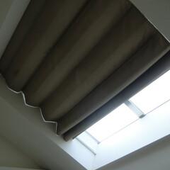 傾斜窓/特殊窓/天窓/シェード/暑さ対策 詳しくは社長ブログをご覧ください。 写真…