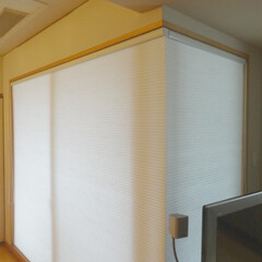 ハニカム/ハニカムスクリーン/断熱/暑さ対策/寒さ対策/暑い/... 詳しくは社長ブログをご覧ください。 写真…