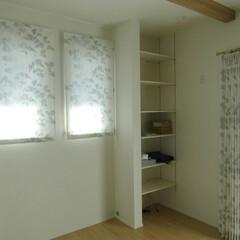 シェード/カーテンと組み合わせ/小窓/柄出し/柄位置/柄位置指定/... 柄出し縫製にこだわりました。 詳しくは社…
