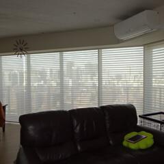 ロールスクリーン/電動/調光ロールスクリーン/FUGA/マンション/タワーマンション 詳しくは社長ブログをご覧ください。 写真…