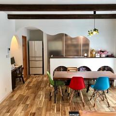 健康住宅/自然素材の家/デザイン住宅/塗り壁/無垢の床材/無垢の建具/... 自然素材を使った注文住宅、健康住宅🏡 お…
