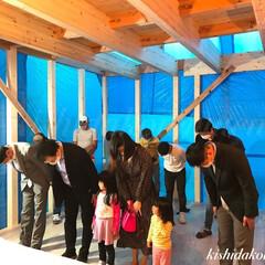 高級住宅/新築工事戸建て/新築/暮らし/住まい/自然素材の家/... 京都市北区プロヴァンスハウスO様邸 大安…(7枚目)