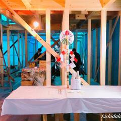 高級住宅/新築工事戸建て/新築/暮らし/住まい/自然素材の家/... 京都市北区プロヴァンスハウスO様邸 大安…(6枚目)