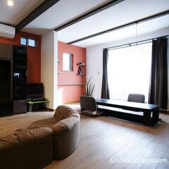 家づくり計画/家づくり相談会/ハウスメーカー選び/間取り図/新築一戸建て/宇治工務店/... 天然無垢の床材に自然素材の塗り壁。 鮮や…