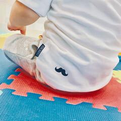 wsgfactory オリジナル/アイロンシート/ママの味方/躾/お着替え 子供のお着替えが始まった時に、とっても役…