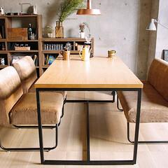 インテリア/キラリオ/kirario/テーブル/オリジナル/食卓/... 家族やお友達とゆったりとした落ち着いた時…