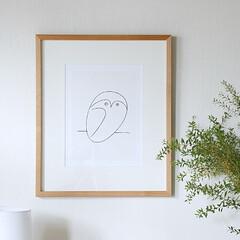 インテリア/ポスター/北欧 20世紀最大の芸術家、パブロ・ピカソのア…