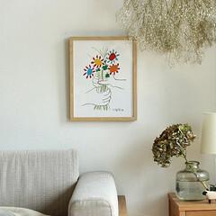 インテリア/アート/ポスター/北欧 20世紀最大の芸術家、パブロ・ピカソのア…