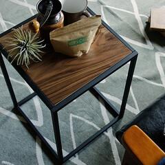 インテリア/テーブル/家具/ヴィンテージ/ビンテージ towerシリーズからマットな質感のスチ…