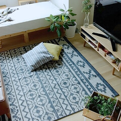 インテリア/北欧/家具 天然木アッシュ材を使用した、シンプルなス…(1枚目)