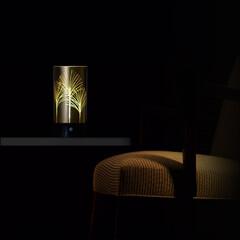 装飾ランプ/LED ふだんの手馴れた仕事では、手と心は別物。…