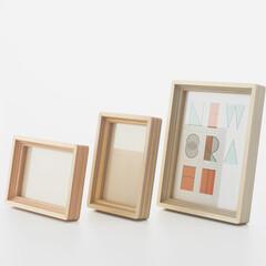 フォトフレーム/Paper Wood/ペーパーウッド/フルスイング Paper Wood シリーズ1(t=3…