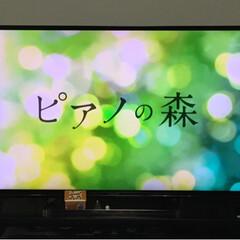 ピアノの森/おうち ピアノの森 NHKで夜中に今やっています…