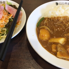 ココイチ/ランチ/グルメ/フード お昼ご飯にカレーのココイチ🍛に来ました💕…(2枚目)