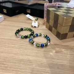 天然石/数珠/ブレスレット/ファッション/ハンドメイド ハンドメイド ブレスレット 数珠 彼女の…