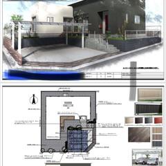 支払い心配/新築/外構/節約/建築 外構の見積もり、案が出来上がりましたけど…