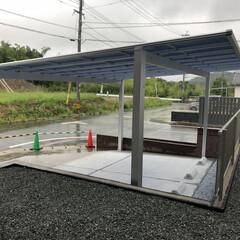 雨を楽しむ/雨の熊本/雨/住まい/建築 熊本は☔️ 雨を楽しみましょ