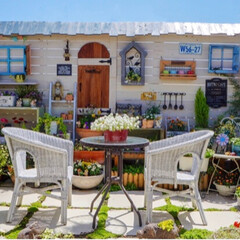 花と緑のある暮らし/ベランダガーデニング/ベランダDIY/青空リビング/春のフォト投稿キャンペーン/LIMIAインテリア部 おはようございます☀ 5月5日こどもの日…