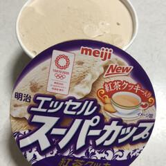 デザート/新作/アイス/スイーツ お風呂上がりのアイスは格別よね😆❤️❤️