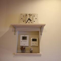 時計DIY/時計キット/100均/100均DIY/セリア/DIY/... 無垢の家にも合う時計をセリアの商品だけで…