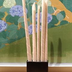 桧/ひのき/ヒノキ/かんなくず/香り/インテリア/... ひのきをかんなで厚めに削って綺麗に丸まっ…