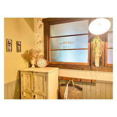 壁面飾り/空き箱/空き瓶/ドライフラワー/エコ/インテリア/... 頂き物のスパイスの瓶と、 財布を購入した…(5枚目)