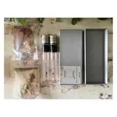 壁面飾り/空き箱/空き瓶/ドライフラワー/エコ/インテリア/... 頂き物のスパイスの瓶と、 財布を購入した…(6枚目)