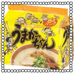 とんこつラーメン/うまかっちゃん/ハウス 私の知る限り、札幌のスーパーで手に入るの…