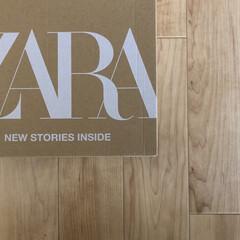 ZARA/ミニマリスト目指します/シンプリスト/フォロー大歓迎/ファッション/わたしのお気に入り 私のお気に入りブランドのzara☺︎ 春…