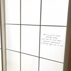 和室を洋室に/和室/ベニヤ板/プラダン/モールディング/障子リメイク/... 子供たちにビリビリにされていた 和室の障…(2枚目)
