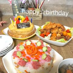 おままごとキッチンDIY/おままごと/ハンドメイド/3歳女の子/手作りプレゼント/シャトレーゼ/... Birthday Party💖 私が昨日…