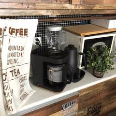 象印 コーヒーメーカー STAN. 420mL ドリップ方式 ブラック EC-XA30-BA | STAN.(コーヒーメーカー)を使ったクチコミ「象印 STAN.コーヒーメーカー✨ アイ…」