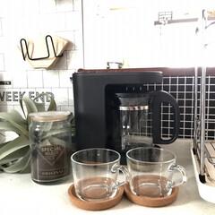 象印 コーヒーメーカー STAN. 420mL ドリップ方式 ブラック EC-XA30-BA   STAN.(コーヒーメーカー)を使ったクチコミ「象印 STAN.コーヒーメーカー✨ 毎朝…」