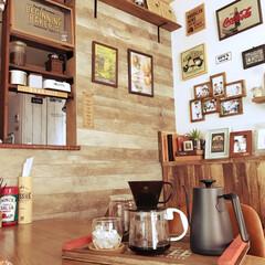 おうちパスタ/料理男子/旦那飯/おうちごはん/カフェ風インテリア/ハンドドリップ/... 今年は初めて アイスコーヒーをドリップし…