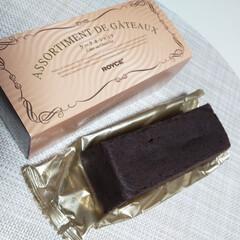 ロイズ/スイーツ ROYCEお取り寄せ♡ チョコ濃厚で美味…