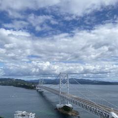 渦の道/ホテルモアナコースト/鳴門市/徳島県/旅行 連投ごめんなさい💦  大人のリゾート感の…(2枚目)